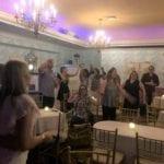 2018 Leadership Retreat, Palm Beach – members high excitement