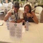 2018 Leadership Retreat, Palm Beach – members enjoying activity – Mixology
