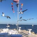 2019 In-state retreat, Key Largo – overview of Reception at The Point
